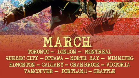 After the first wonderful concerts in Toronto, London, Montreal, Quebec, Ottawa, North Bay, the Canadian tour continues with 6 more dates