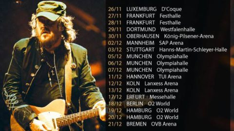 "Zucchero is the exclusive headliner of ""The Night Of The Proms"""