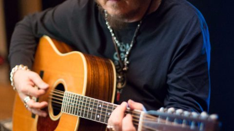 Zucchero this evening on Later with Jools (BBC Two)