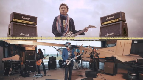 "Watch the video for ""Ti voglio sposare"" feat. Hotei"