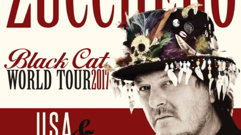 Black Cat World Tour 2017: USA and Canada!