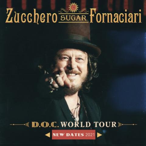 D.O.C. World Tour New Dates 2021