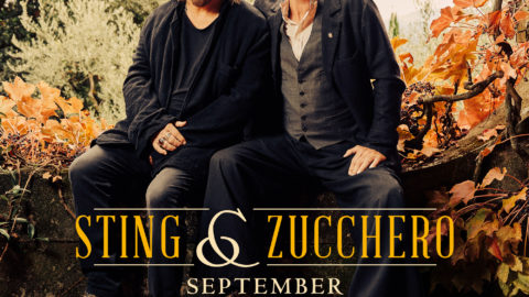 """Here is """"September"""" with Sting!"""