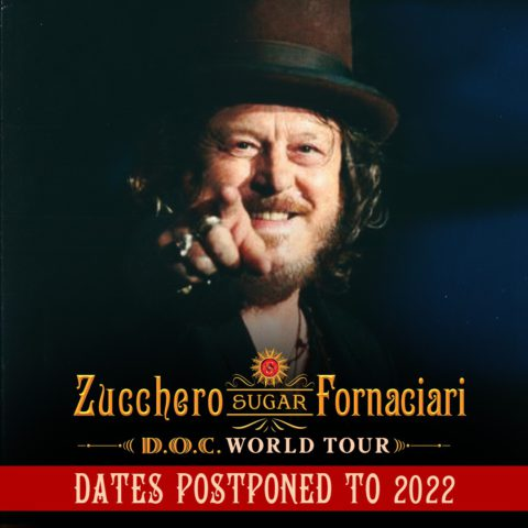 DOC World Tour: dates postponed to 2022