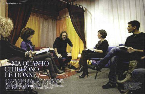 """Zucchero intervistato su """"Grazia"""""""