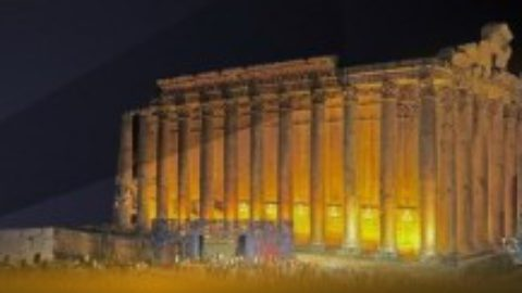 Baalbeck international festival – Libano