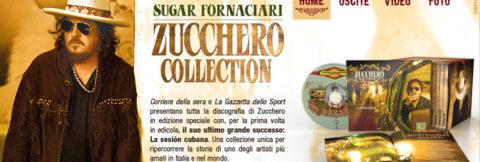 Arriva in edicola la Zucchero Collection