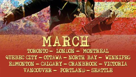Americana Tour 2014