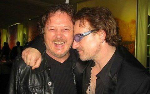 """Stasera a Victoria, nella set list del concerto: """"Someone else's tears"""", la canzone che Zucchero ha scritto con Bono."""