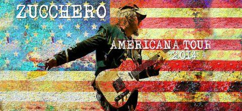 Zucchero al via il suo 'Americana Tour' 2014