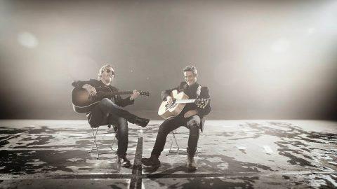 """Alejandro Sanz feat. Zucchero   """"Un zombie a la intemperie""""  in tutto le radio  e sulle piattaforme digitali"""