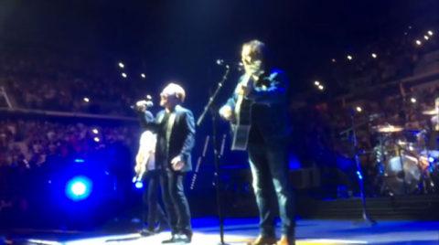 A sorpresa Zucchero sabato sera a Torino sul palco degli U2