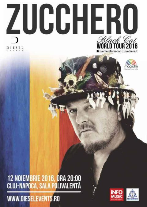Zucchero Live 2016 Romania