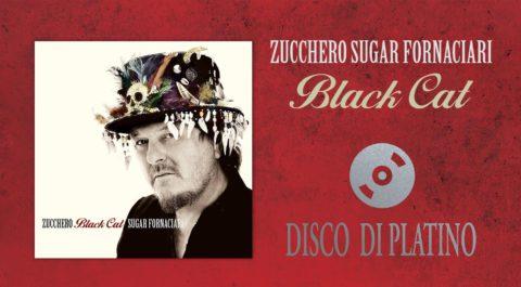 Black Cat disco di platino!
