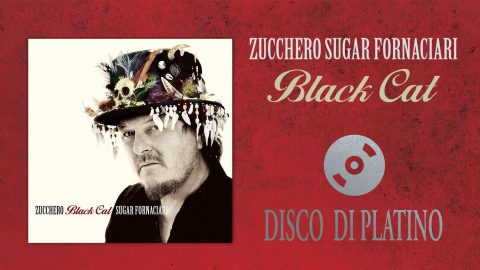 Black Cat disco di platino!