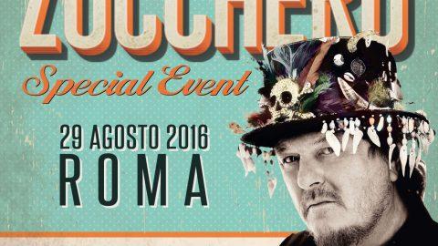 Zucchero Special Event: scopri come partecipare!