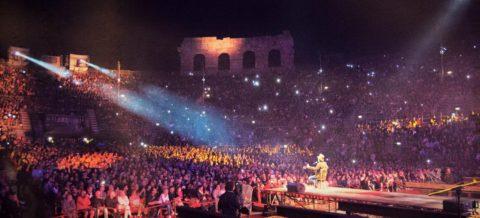 Black Cat World Tour: Verona, 18 Settembre