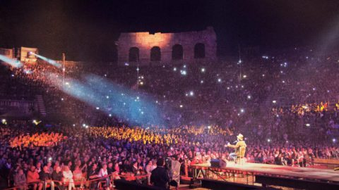 Black Cat World Tour: Verona, 18 Settembre