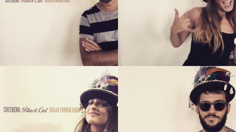 La tua foto con il cappello di Zucchero!