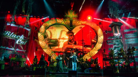 Black Cat World Tour: Verona, 16 Settembre