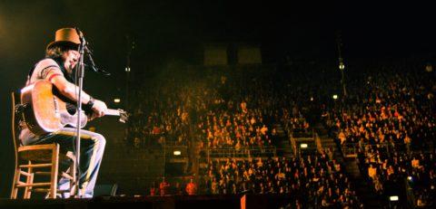 Black Cat World Tour: Verona, 23/09/2016