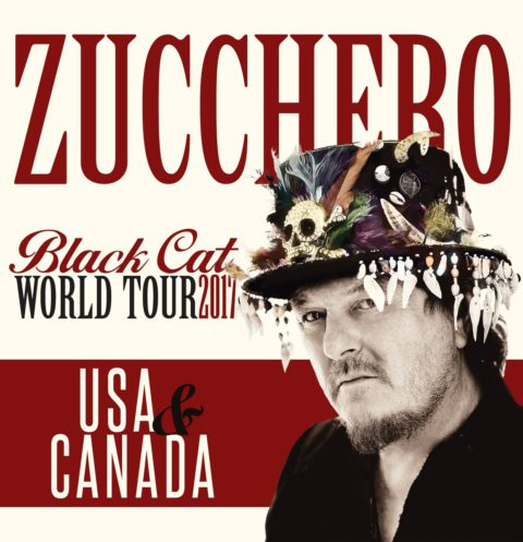 Black Cat World Tour 2017: USA e Canada