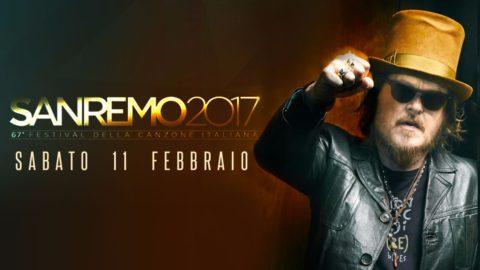 Zucchero ospite del Festival di Sanremo