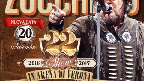 A grande richiesta si aggiunge una nuova data a Verona il 20 Settembre!