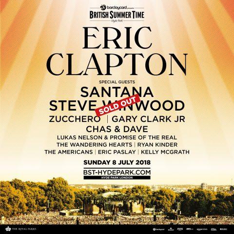 Zucchero protagonista dell'estate live di Londra! 8 Luglio, British Summer Time Festival
