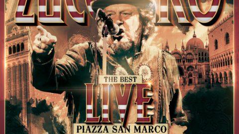 Il 3 e 4 luglio Zucchero in concerto a Venezia, Piazza San Marco per The Best Live