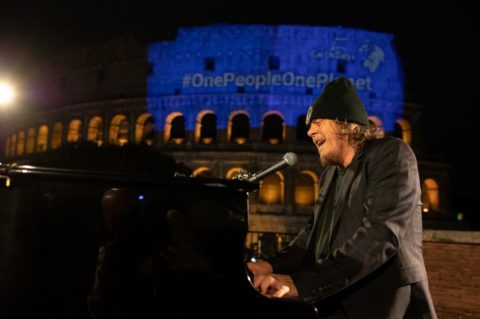 Zucchero & Bono – Canta la vita (Let your love be known) – Roma, 22 aprile 2020