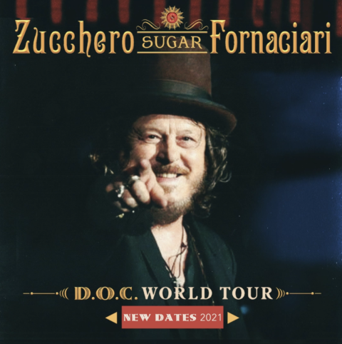 D.O.C. World Tour Nuove Date 2021