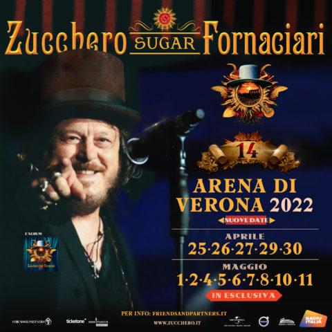 DOC World Tour: date posticipate al 2022